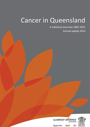 Cancer in Queensland  A statistical overview 1982-2021 (Annual update 2014)