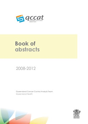 QCCAT Book of abstracts 2008-2012
