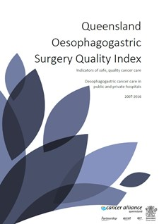 Queensland Oesophagogastric Surgery Quality Index 2007-2016