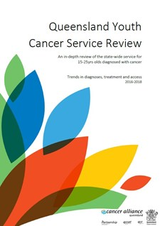 Queensland Youth Cancer Service 2016-2018