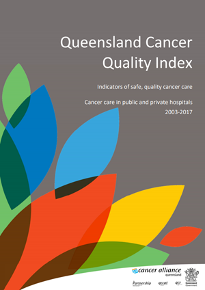 Queensland Cancer Quality Index 2003-2017